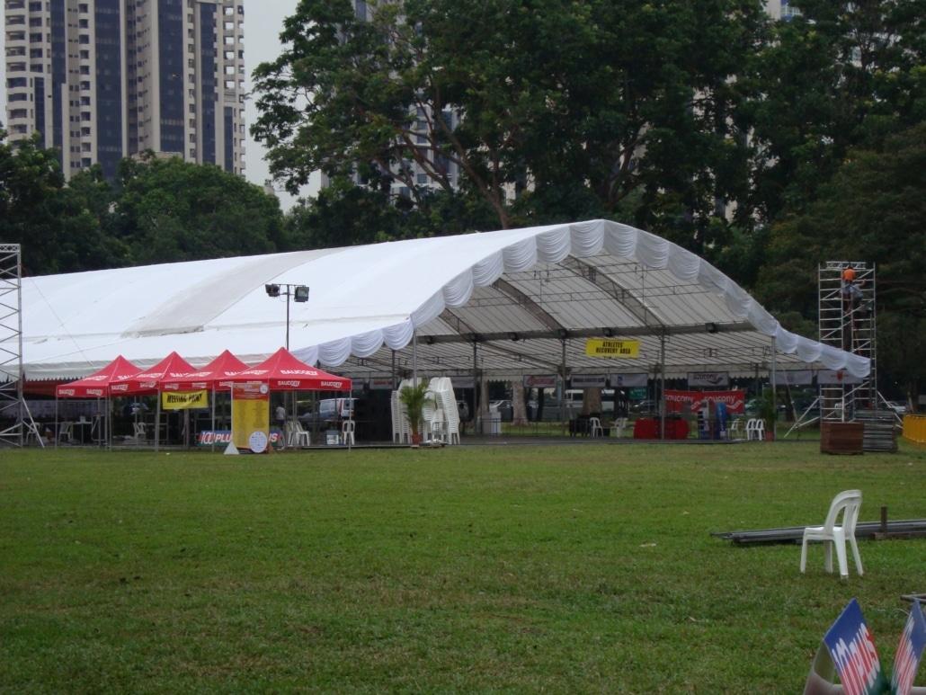 Flooring And Carpeting Tentage Rental Singapore