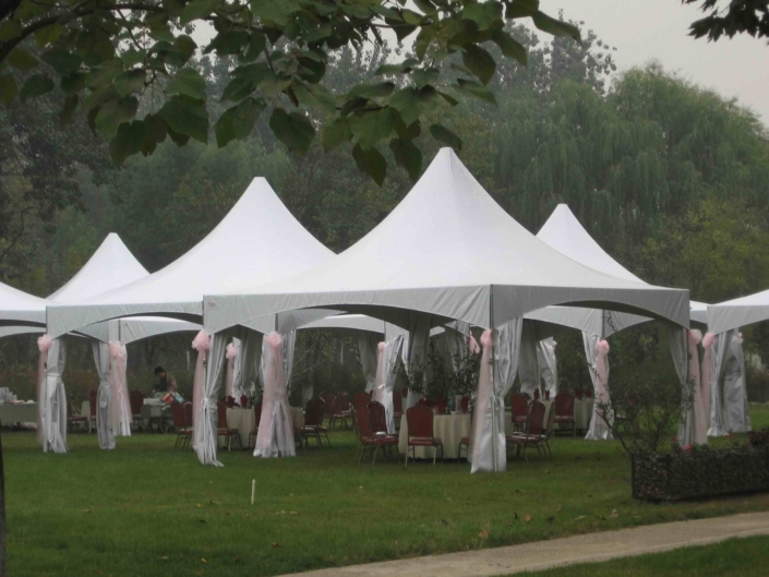 Gazebo Tentage with Rain Cover