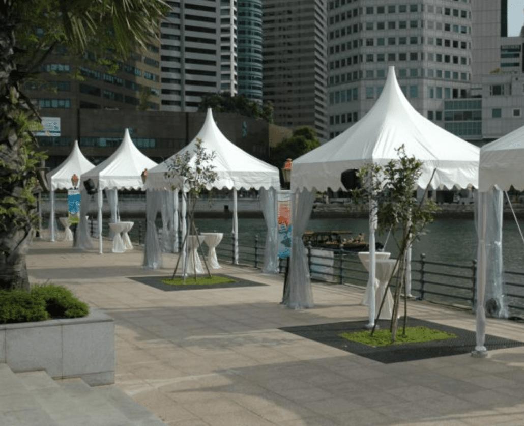 Gazebo Tentage Tentage Rental Singapore