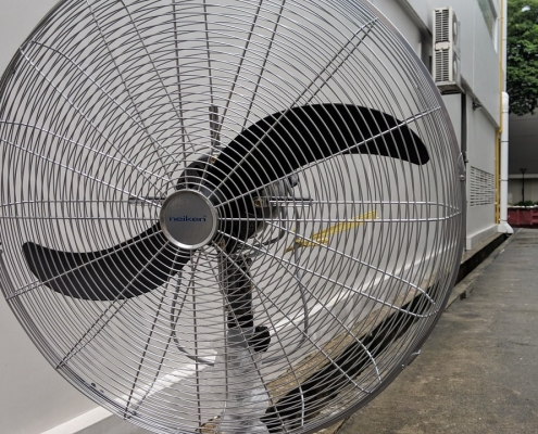 Neikon Industrial standing fan