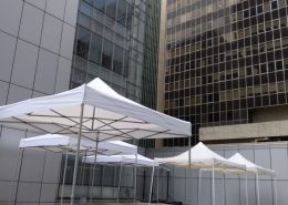 rooftop portable tentages