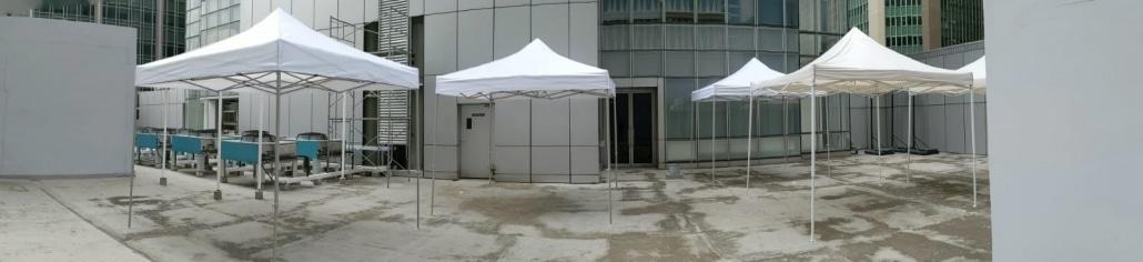 Portable Tent Tentage Rental Singapore