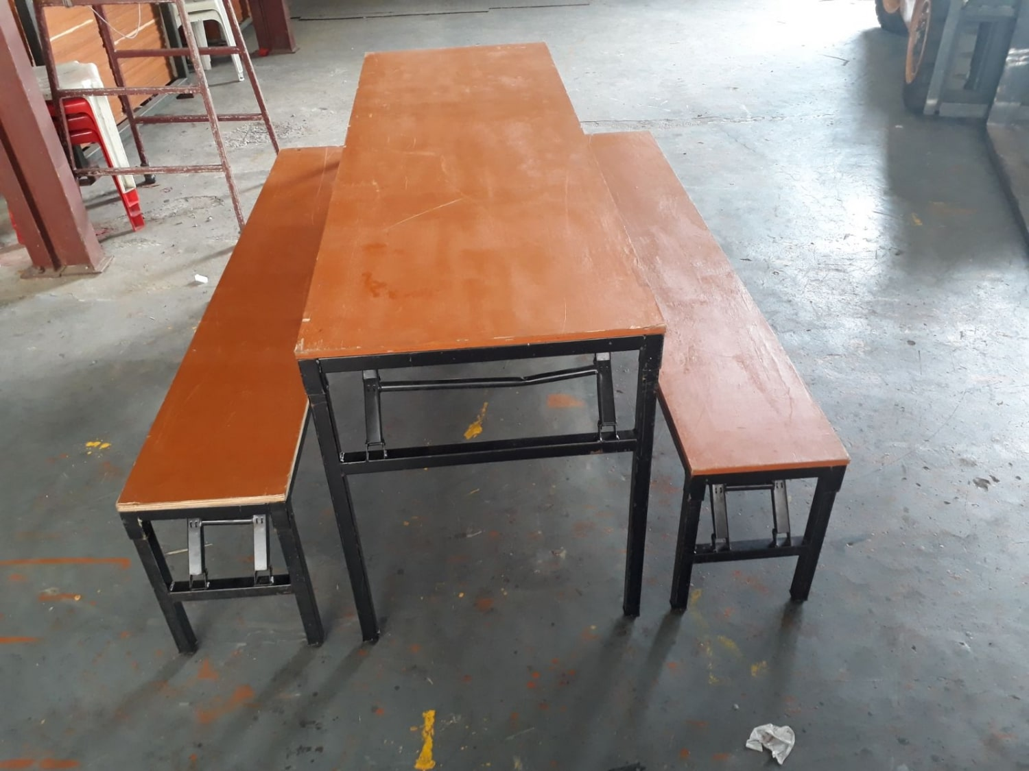 GS table and Bench