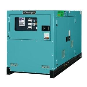 75kVA Denyo generator