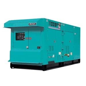 1100kVA Denyo generator