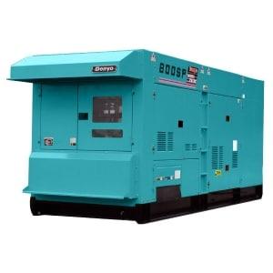 800kVA Denyo generator