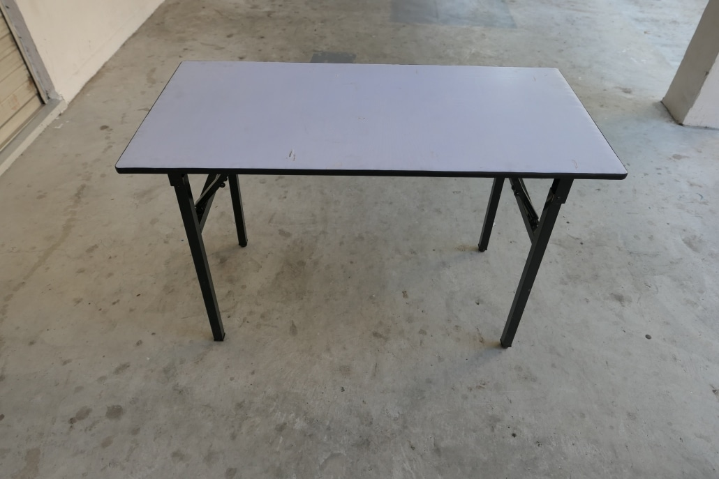 2ft x 4ft gs table