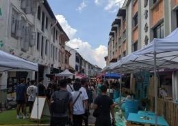 portable tents for bazaar