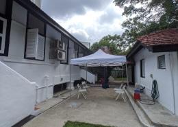 gazebo tent for smoking point