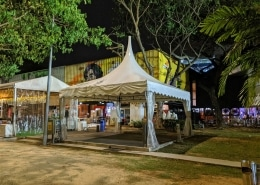 timbre plus gazebo tentage for event