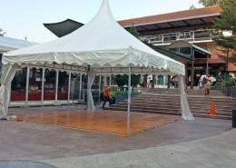 20ft x 20ft gazebo tent for pop up store